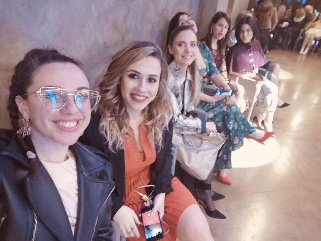 Sara Ferrario fashion blogger