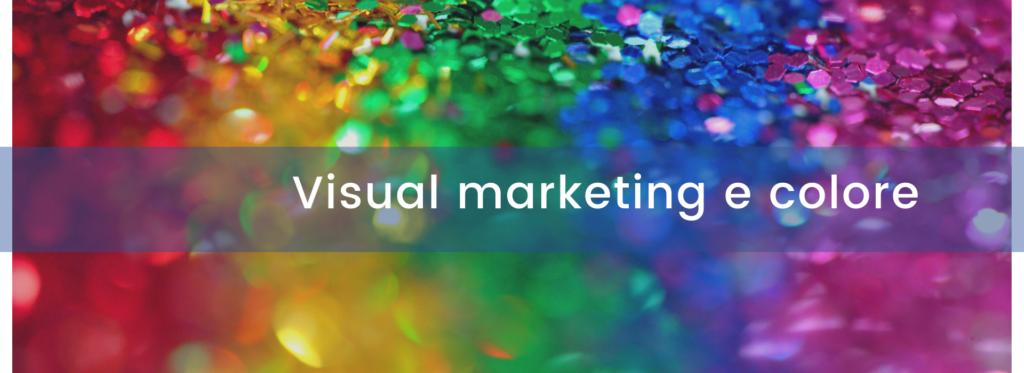 visual marketing e colore
