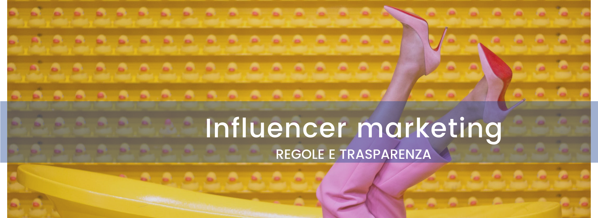 INFLUENCER MARKETING TRASPARENZA