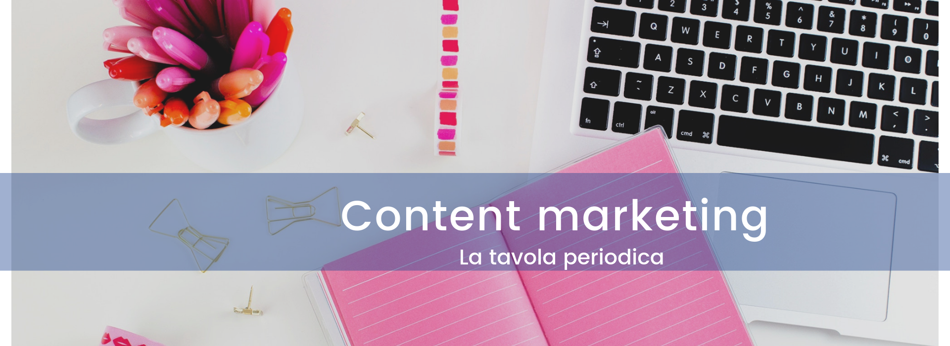 La tavola periodica del content marketing sara ferrario - Quali sono i metalli nella tavola periodica ...