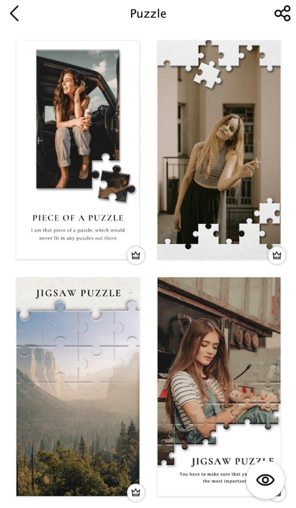 Sara Ferrario Story Art puzzle