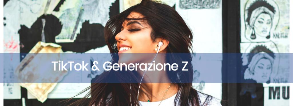 Sara Ferrario TikTok Generazione Z