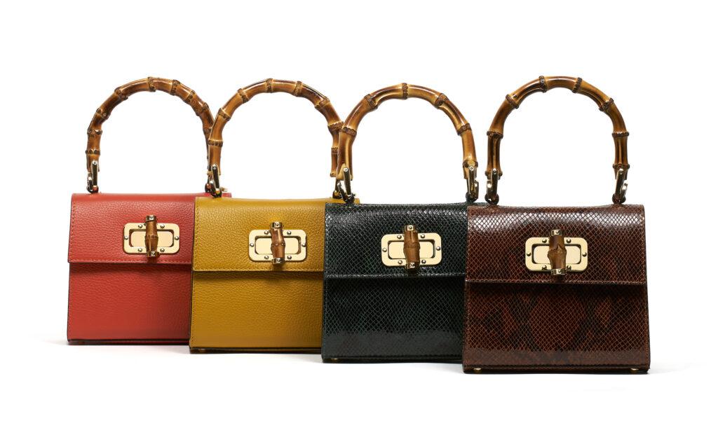 Sara Ferrario Curly Bags
