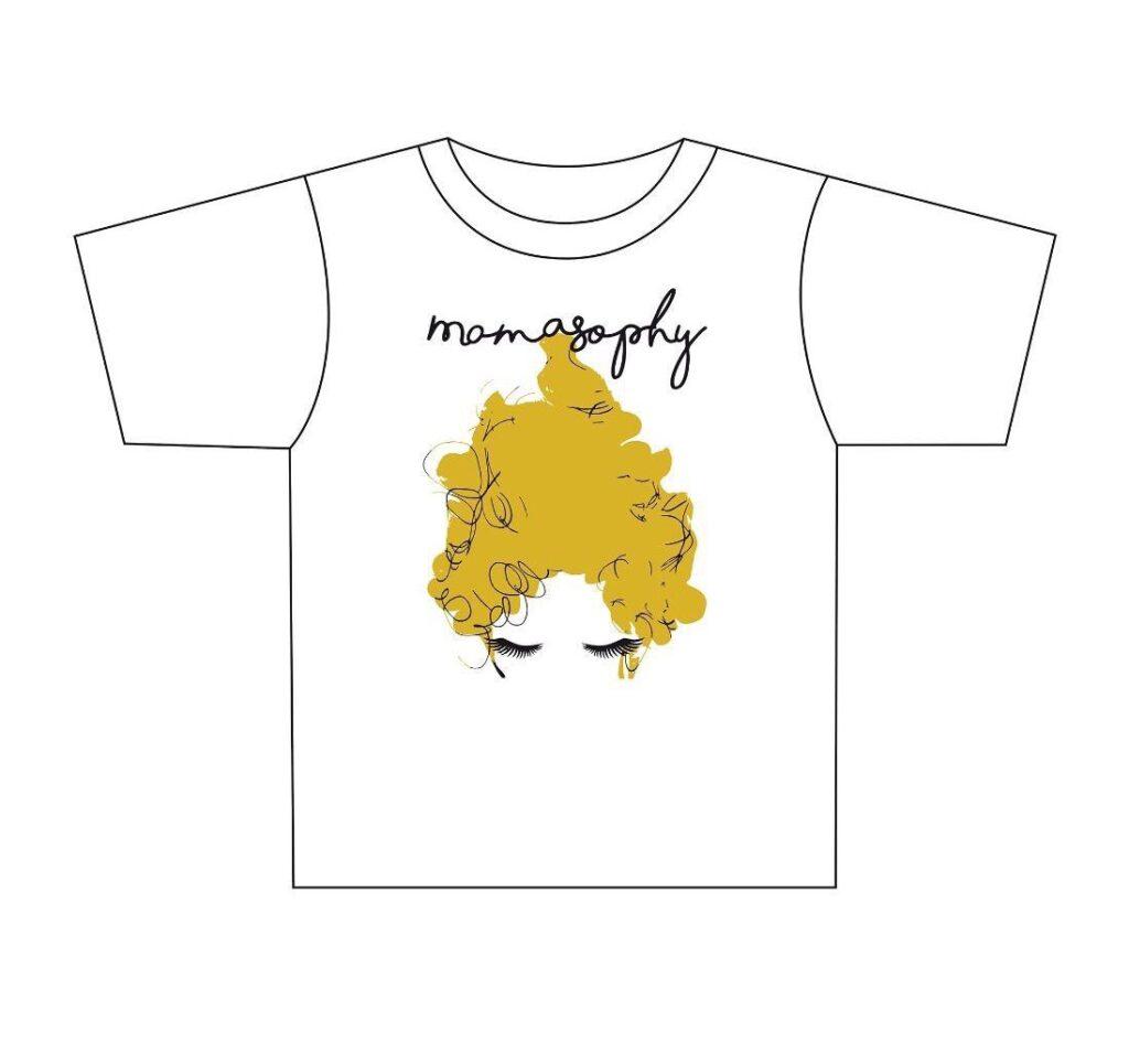 Sara Ferrario Momasophy t shirt