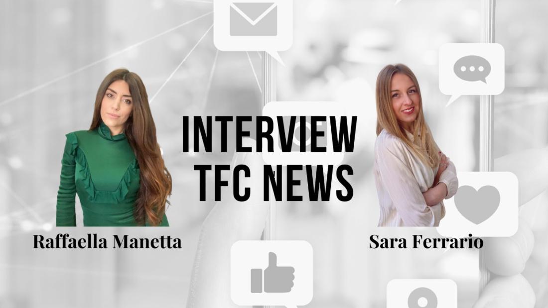 Comunicazione digitale Sara Ferrario